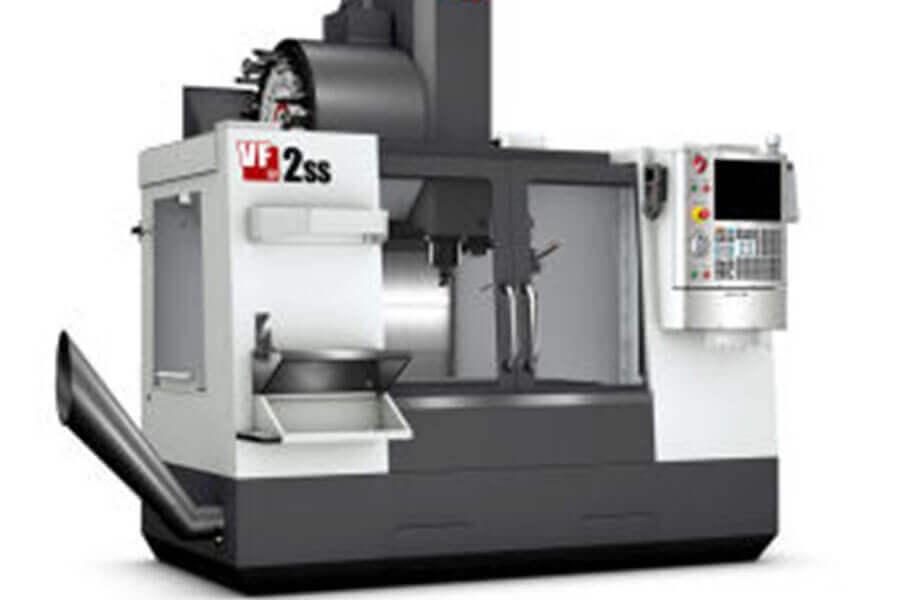 Centro de mecanizado CNC HAAS VF 2SS