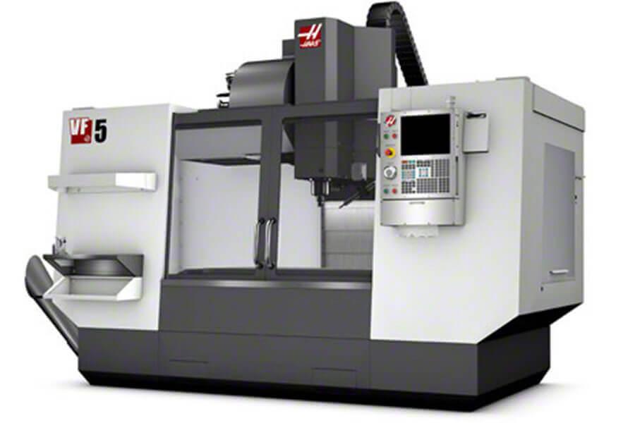 Centro de mecanizado CNC HAAS VF 5