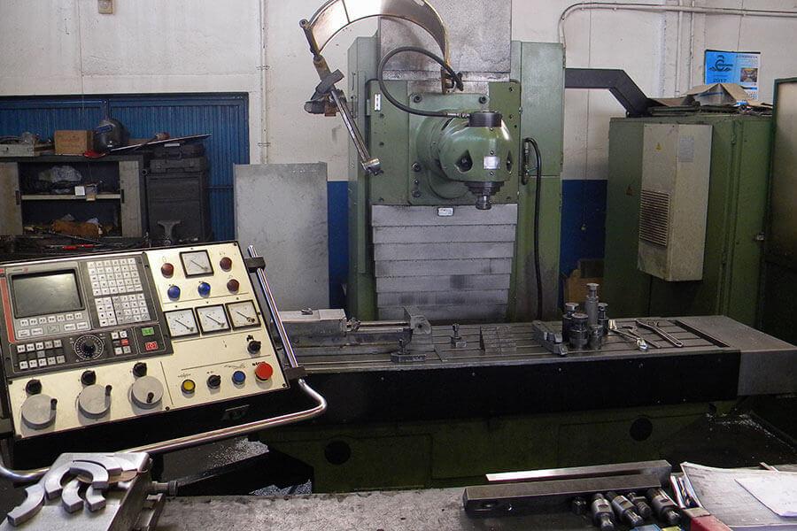 Fresadora CNC Zayer 1700 AF3. 1500 x 800 x 800.