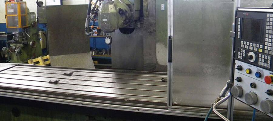 Fresadora CNC Zayer 3000