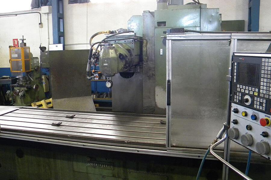 Fresadora CNC Zayer BF3