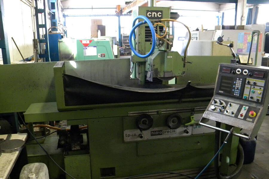 Rectificadora tangencial HIDROPRECIS CNC TP-40. 1360 x 500.