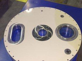 Piecerio fabricación transformadores subestaciones aisladas en gas Industrias Loher