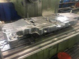 Fabricación de base para tacos troquelería automoción