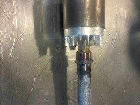 Reparación mecánica motor